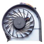 Вентилятор, кулер для ноутбука HP Pavilion G4-2000, G6-2000, G6-2100, G6-2200, G7-2000, G7-2100, G7-2200 4-pin (QUETTERLEE Tong Xing Fan TX508:A1 A113)