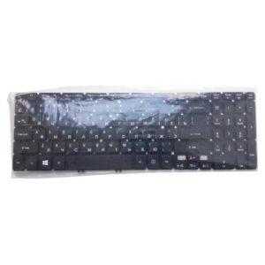 Клавиатура для ноутбука Acer Aspire V5-531, V5-531G, V5-551, V5-551G, V5-571, V5-571G, V5-571P, V5-571PG, V5-573, V5-573G, Timeline Ultra M3-581, M3-581G, M3-581T, M3-581TG, M5-581, M5-581G, M5-581T, M5-581TG, V5-552, V5-552P, V5-572, V5-572G, V5-572PG, V5-573, V5-573G, V5-573PG, V7-581, V7-581PG, V7-582, V7-582PG без рамки, Black Черная (V5-571-RU, 25A41-RU, V190606B)
