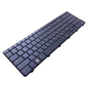Клавиатура для ноутбука Dell Inspiron N5010, M5010 Black Чёрная (V110525AS1, 0Y3F2G, CN-0Y3F2G, 90.4EM07.S0R)