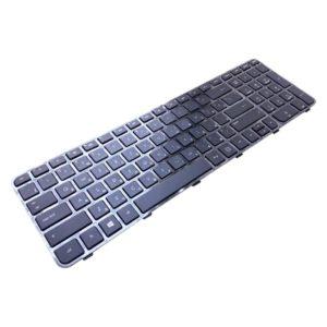 Клавиатура для ноутбука HP Pavilion G6-2000, G6-2100, G6-2200, G6-2300 с рамкой, Black Черная (OEM)