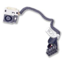 Разъем питания с кабелем 8-pin 120 мм для ноутбука HP Pavilion g6-2000, g6-2xxx (661680-YD1, HPQ STD NB DC IN Cable)