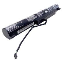Аккумуляторная батарея для ноутбука Lenovo IdeaPad B50-10, B5010, 100-15, 100-15IBY 10.8V 2200mAh/24Wh Original Оригинал, Black Черный (L14S3A01, 3INR19/65) Б/У