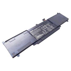 Аккумуляторная батарея для ноутбука Asus UX303LA, UX303LN, UX303UB Zenbook, Transformer Book Flip TP300LA, TP300LD 11.31V 4300mAh 50Wh с кабелем 8-pin, Original Оригинал, Black Черная (C31N1339) Б/У