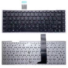 Клавиатура для ноутбука Asus F401, F401A, F401U, X401, X401A без рамки, Black Черная (NB15401US)