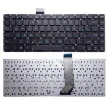 Клавиатура для ноутбука Asus F402, F402C, F402CA, X402, X402C, X402CA, VivoBook S400, S400C, S400Ca без рамки, Black Черная (NB15402US)
