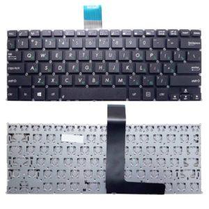 Клавиатура для ноутбука Asus X200, X200C, X200CA, X200L, X200LA, X200M, X200MA, F200, F200C, F200CA, F200L, F200LA, F200M, F200MA, K200M, K200MA без рамки, Black Черная (OEM)