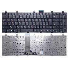 Клавиатура для ноутбука MSI MegaBook A7005, CR500, CR600, CR610, CR720, CX500, CX500DX, CX600, CX605, CX700, ER710, EX600, EX600YA, EX610, EX620, EX623, EX623GS, EX629, EX630, EX700, EX710, EX720, GE600, GE700, GT627, GT628, GT640, GT725, GT729, GT735, GT740, GX600, GX610, GX620, GX623, GX623N, GX630, GX640, GX700, GX701, GX710, GX711, GX720, GX730, GX733, GX740, L710, L715, L720, L725, L730, L735, L740, L745, M662, M670, M673, MS-163D, MS-1632, MS-1635, MS-1636, MS-1656, MS-1675, MS-1682, MS-1683, PR600, PR620, PR621, VR600, VR610, VR700, VX600, X600, Roverbook Explorer W700, Pro 700WH, LG E500, F1 Black Черная (002-08C20L-C01 55CH0077)
