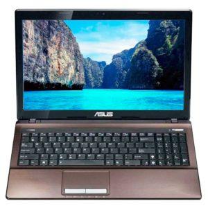 Запчасти для ноутбука ASUS K53U