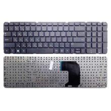 Клавиатура для ноутбука HP Pavilion G7-2000, G7-2100, G7-2200, G7-2300, G7-2xxx, G7-21xx, G7-22xx, G7-23xx без рамки, Black Черная (NB49 US, PKN015C1, 65C00000152A)