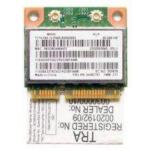 Модуль Wi-Fi 802.11b/g/n + BT Bluetooth 4.0 PCI-E Minicard BROADCOM BCM94313HMGB BCM4313 для ноутбука Lenovo IdeaPad B590, ThinkPad Edge E430, E435, E530, E535, E330, E335, E130 (T77H195.12, 04W3761)