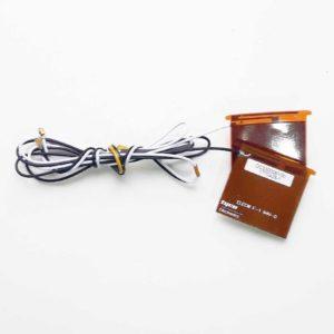 Антенны Wi-Fi с кабелями для ноутбука Toshiba Satellite M60, M65, M70; Equium M70, M75 (DC330006Y00, 1770428-1, ELECW F-1 94V-0)