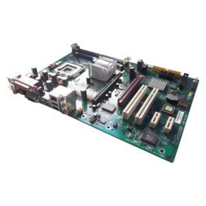 Материнская плата Epox EP-5ELA3I LGA775 I915PL PCI-E+ AGP, 2xDDR PC-3200, SATA, RAID, IDE, FDD, ATX
