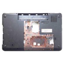 Нижняя часть корпуса с петлями для ноутбука HP Pavilion g7-2000, g7-2xxx (ZYU3GR39TP003, 3GR39TP003, 3GR39BCTP00, 685072-001, NFBR39003010, NFBR39004010, FBR39003010, FBR39004010) Уценка!