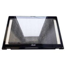 Рамка матрицы со стеклом для ноутбука Asus N71, N71J, N71VN (13N0-G5A0422, 13GNX02AP020-1, INAN71BZ01K2091) Уценка!