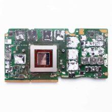 Видеокарта Asus G750JZ_MXM REV. 2.0 Geforce GTX 880M DDR5 4 ГБ для ноутбука Asus G750J, G750JZ, G750JX (G750JZ, 60NB04K0-VG1020, 69N0QUV10C02, N15E-GX-A2) на восстановление или запчасти