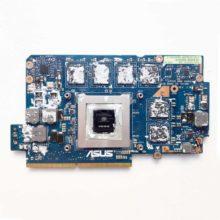 Видеокарта Asus G75VX MXM 192BIT REV. 2.0 GTX 670 M 3 ГБ для ноутбука Asus G75V, G75VX (60-NLEVG1001-D02, 69N0NQV10D02-01, N13E-GR-A2)