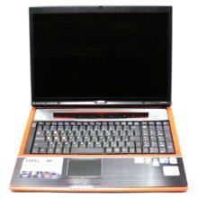 Запчасти для ноутбука MSI GX740