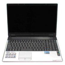 Запчасти для ноутбука MSI VR630