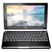 Запчасти для ноутбука MSI U160