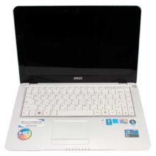 Запчасти для ноутбука MSI X340