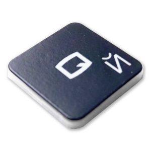 Клавиша, кнопка клавиатуры c механизмом для ноутбука MSI GS60, PE60, GL62, GE62, GP62, GT62, GT62VR, GL72, GP72, GP72VR, GP72MVR, GE72, GE72VR, GV72, GS70, GS72, MS-1771, MS-1792, MS-179B (V143422FK1 RU, V143422DK1 RU, V143422GK1 RU, S1N3ERU, S1N3ERU2T1SA000, S1N3ERU2V1SA000, S1N3ERU2U1SA000) Б/У за 1 штуку