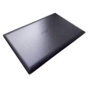 Крышка матрицы для ноутбука MSI FX400, FX420, FR400, FR420 (481A211TA2)
