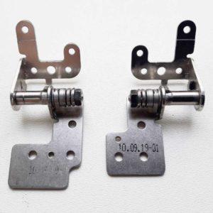 Петли, шарниры матрицы для ноутбука MSI FX400, FX420, FR400, FR420 Комплект: левый и правый (OEM)