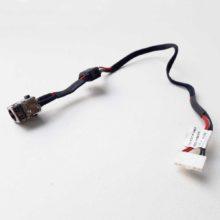 Разъем питания 5.5x2.5 с кабелем 6-pin 265 мм для ноутбука Asus K75V, K75VJ, K75VM, R700VJ (DC30100K200, QCL 70 DC IN CABLE)