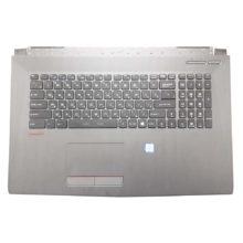 Верхняя часть корпуса с клавиатурой для ноутбука MSI GV72 без тачпада (E2P-793C413-P89, E2M-793-KB-S-HG0, 307793C413P89, 170221-002, V143422DK1 RU, S1N3ERU, S1N3ERU2V1SA000) Б/У