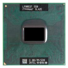 Процессор Celeron M 550 @ 2.00GHz/1M/533 (SLA2E) Б/У