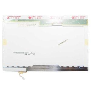 Матрица 15.4″ 30-pin CCFL 1280×800 Glade Глянцевая, Расположение разъема: Up-Right Сверху-Справа, 1 лампа (B154EW02 V.7) Б/У