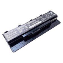 Аккумуляторная батарея для ноутбука Asus N46, N46JV, N46V, N46VB, N46VJ, N46VM, N46VZ, N56, N56D, N56DP, N56DY, N56JR, N56V, N56VB, N56VJ, N56VM, N56VV, N56VZ, N56X, N76, N76V, N76VB, N76VJ, N76VM, N76VZ, B53V, B53A, F55 10.8V 5200mAh 56Wh, Original Оригинал, Black Черная (A32-N56) Б/У