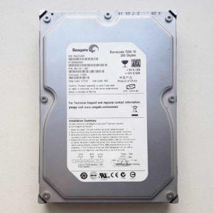 Жесткий диск 3.5″ HDD 200 Gb SATA Б/У