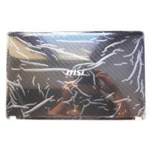 Крышка матрицы для ноутбука MSI CX700, CR700, CX720, MS-1731 (E2P-731AB24-Y31, 731AB24Y31)