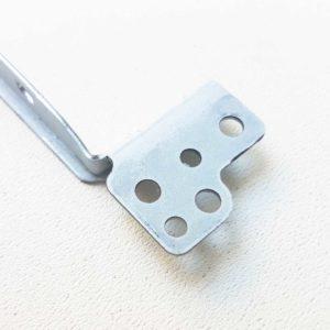 Левая спица, брекет, направляющая матрицы для ноутбука MSI CX500, CX600, CX620, CX623, CR600, CR610, CR610X, CR620, CR630, MS-1681, MS-1682, MS-1684, MS-1688, MS-168A (MS168X 15.6INCH LED BRACKET L)