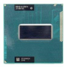 Процессор Intel Core i3-3110M @ 2.40GHz/3M (SR0T4) Б/У