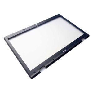 Рамка матрицы для ноутбука MSI CX500, CX600, CX620, CX623, CR600, CR610, CR610X, CR620, CR630, MS-1681, MS-1682, MS-1684, MS-1688, MS-168A (E2P-682B212-Y31, E2P-682B212-Y31-C, 682B212Y31)