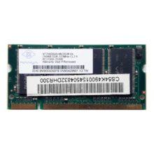Модуль памяти SO-DIMM DDR 256 Mb PC2700 333 Mhz