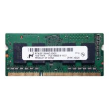 Модуль памяти SO-DIMM DDR3 1Gb PC-10600 1333 Mhz Micron (MT4JSF12864HZ-1G4D1)