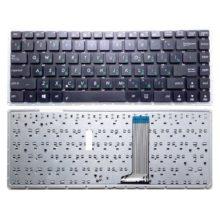 Клавиатура для ноутбука Asus A450, D451, D451E, D451V, D451VE, F401E, F450, F450CA, F450CC, F450JF, F450VB, F450VC, X451, X451C, X451CA, X451E, X451M, X451MA, X452, X453 без рамки, Black Черная (YXK2074, G160830)
