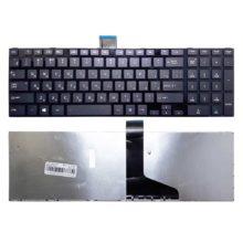 Клавиатура для ноутбука Toshiba Satellite C50, C70, C70D, C75, C75D, C850, C850D, C855, C855D, C870, C870D, C875, C875D, L50, L850, L850D, L855, L855D, L870, L870D, L875, L875D, P870, P875, P850, P855 Black Черная (MB360-006, L850-US)