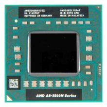 Процессор AMD A8-3500M 4x1500MHz Socket FS1, Видео: AMD Radeon HD 6620G (AM3500DDX43GX)