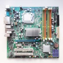 Материнская плата Acer MG43M Intel G43 4xDDR3 1xPCI-E x16 1xPCI-E x1 2xPCI 6xSATA 3Gb/s 1xFDD 5.1CH LAN 1000 Мбит/с LGA775 mATX + CPU Celeron