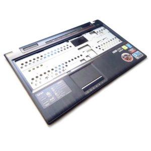 Верхняя часть корпуса для ноутбука MSI GP60 c тачпадом (3076G4CA93TF1, 01-WX16GD-SJ001B)
