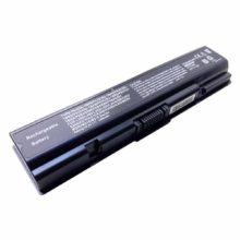 Аккумуляторная батарея для ноутбука Toshiba Satellite A200, A205, A210, A215, A300, A305, A350, A355, A500, A505, L200, L300, L305, L450, L455, L500, L505, L550, L555, M200, M205, A350D, A355D, A500D, A505D, L300D, L305D, L500D, L505D, L550D, Dynabook AX, AXW, EX, EXW, PXW, T30, T31, TX, TXW, TV DC 10.8V 4400mAh/48Wh Black Черная (PA3534-1BRS, PA3534U)