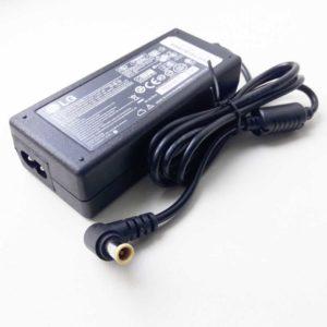 Блок питания для монитора LG 19V 3.42A 65W 6.5×4.4 (PA-1700-08, AC-N331)