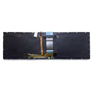 Клавиатура с подсветкой для ноутбука MSI GS60, PE60, GL62, GE62, GP62, GT62, GT62VR, GS63, GL72, GP72, GP72VR, GP72MVR, GE72, GE72VR, GV72, GS70, GS72, GE73, GE73VR, MS-1771, MS-1792, MS-179B Black Черная (V143422FK1 RU, S1N3ERU, S1N3ERU2T1SA000) Б/У