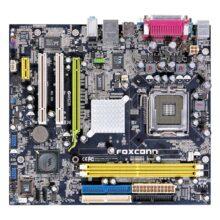 Материнская плата Foxconn P4M8907MA-RS2H VIA P4M890, LGA775, 2xDDR2 DIMM, 1xPCI-E x16, 1xPCI-E x1, 2xPCI, встроенный звук: HDA, 5.1, VGA, Ethernet: 10/100 Мбит/с, форм-фактор microATX