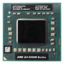 Процессор AMD A4-3300M 2x2100MHz (AM3310HLX23GX) Б/У
