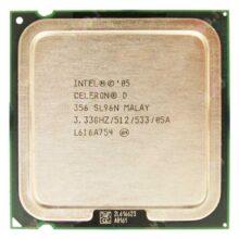 Процессор (CPU) Celeron D356 3330/533Mhz/256K 64-bit OEM